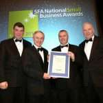 Ventac Awarded 2015 SFA Awards Highly Commended Innovator Of The Year