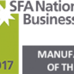 SFA National Manufacturer of the Year 2017