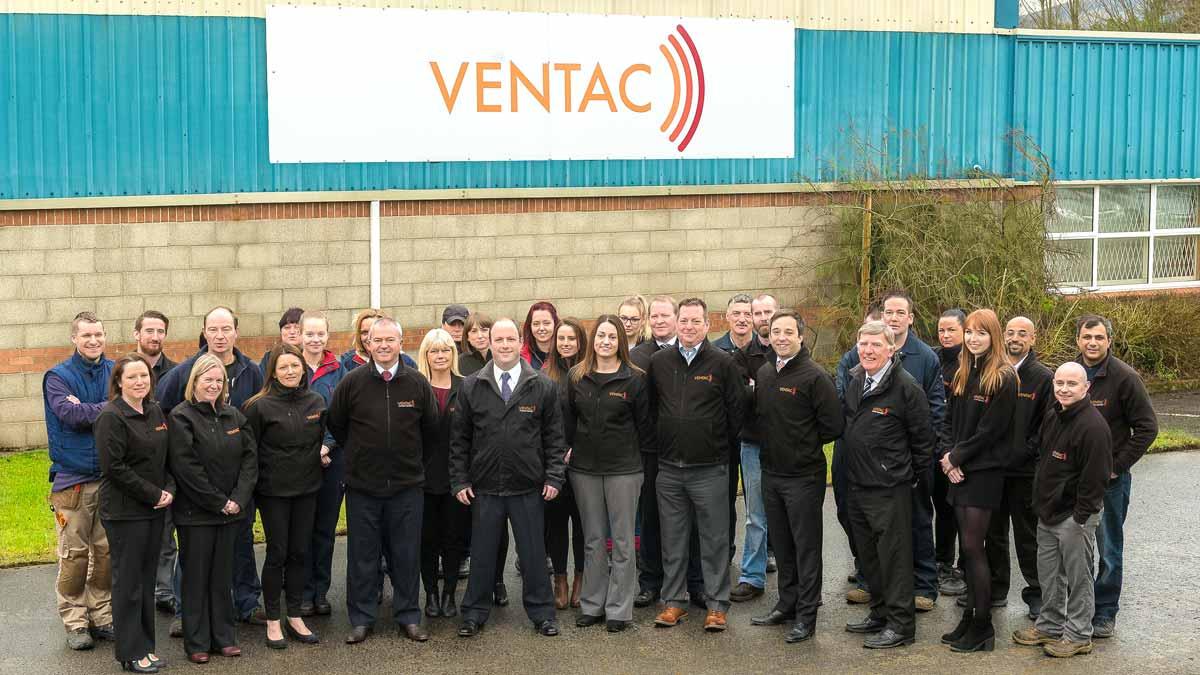 Ventac team