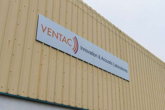 Ventac Innovation and acoustic laboratories
