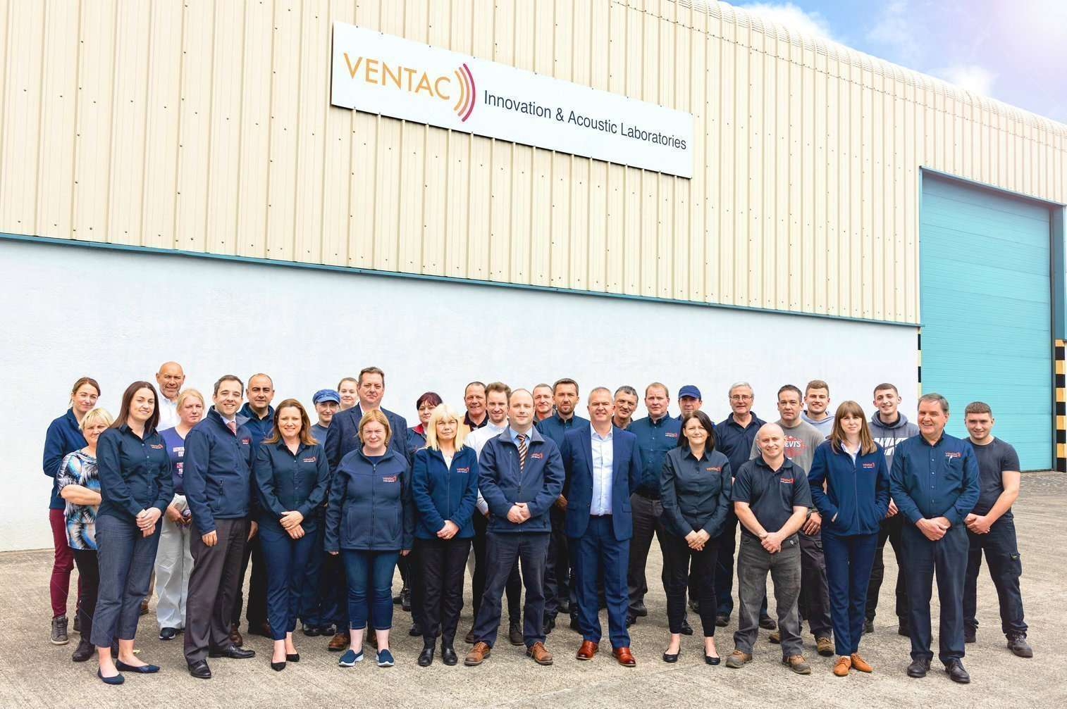 The team at Ventac